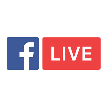 Facebook-live Live streaming Breda
